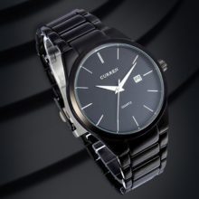Stylish Casual Stainless Steel Men's Watch