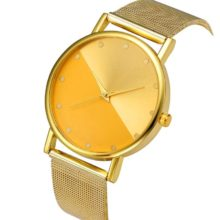 Fashion Classic Stainless Steel Quartz Wristwatches