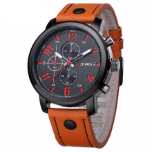 Men's Casual Quartz Watches