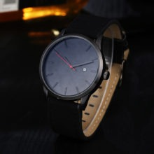 Casual Leather Watches for Men