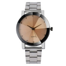 Casual Stainless Steel Wristwatches for Men
